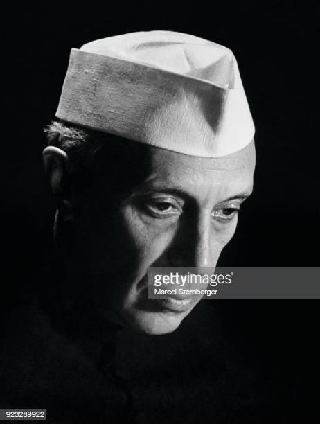 Jawaharlal Nehru Prime Minister of India New York 1949