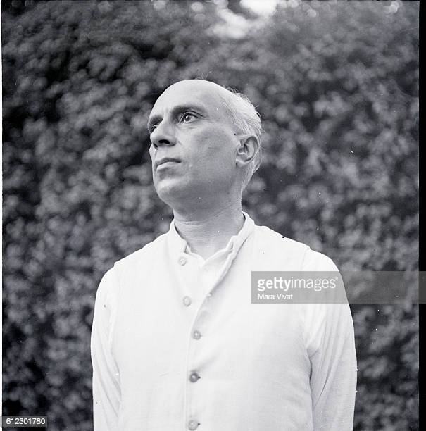 Jawaharlal Nehru was the first prime minister of India from 194764