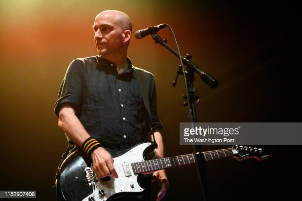 Jawbox performs the first of two sold out shows at the 930 Club