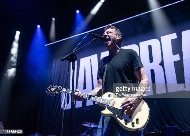 Jawbreaker performs at the Anthem on Thursday