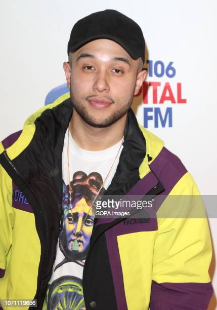 Jax Jones at Capital's Jingle Bell Ball with CocaCola during day two at The O2 Peninsula Square