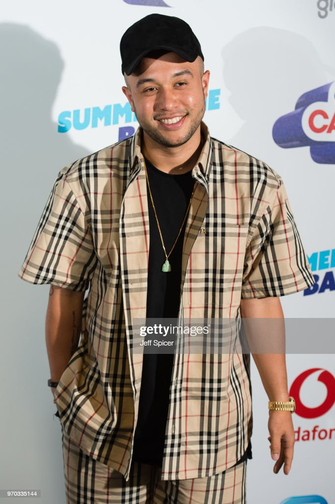 Capital Summertime Ball 2018 - Arrivals
