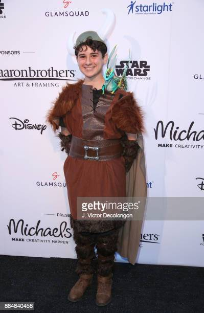 Jax Malcolm at the Dream Halloween 2017 Costume Party Benefitting Starlight Children's Foundation presented by Michaels and Aaron Brothers at The...
