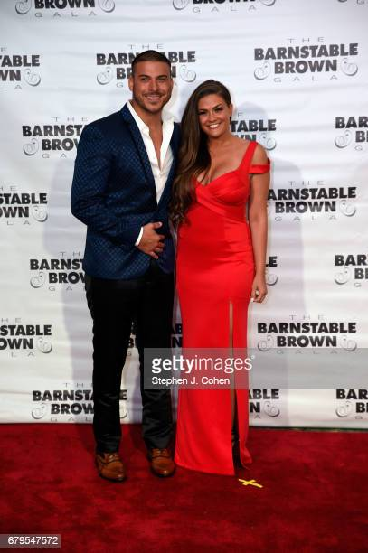 Jax Taylor and Brittany Cartwright attends the 29th Barnstable Brown Kentucky Derby Eve Gala on May 5 2017 in Louisville Kentucky