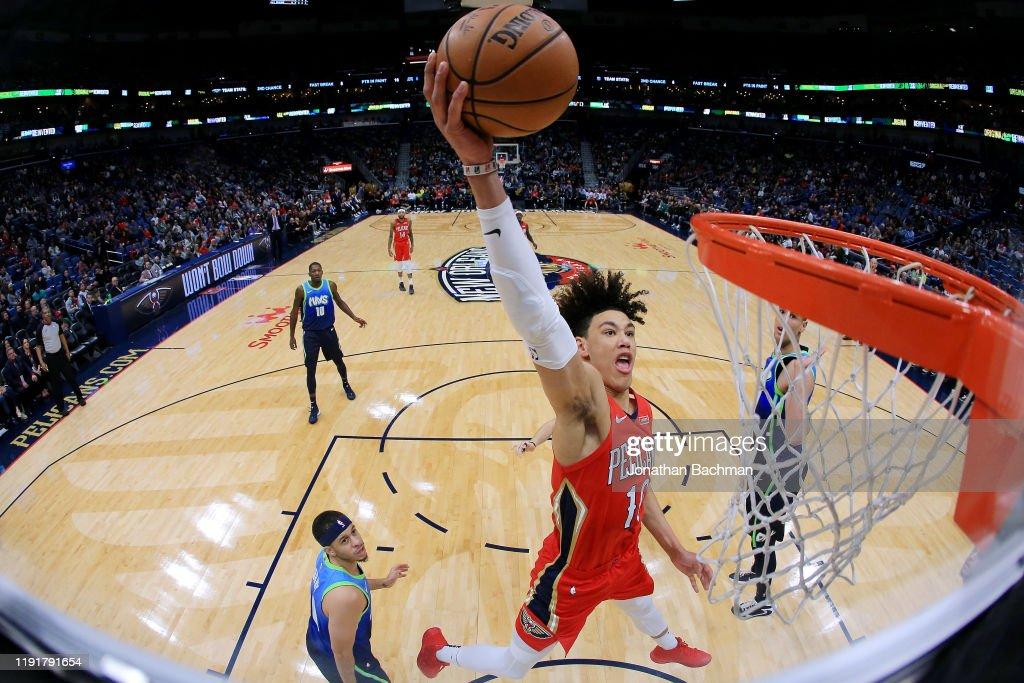 Dallas Mavericks v New Orleans Pelicans : News Photo