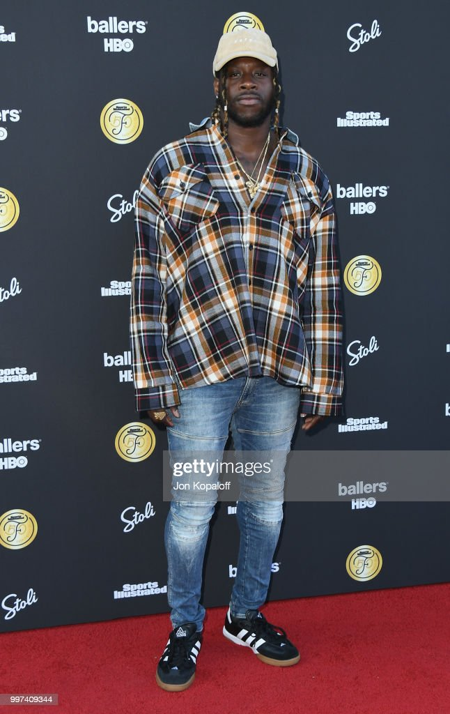 Sports Illustrated Fashionable 50 - Arrivals