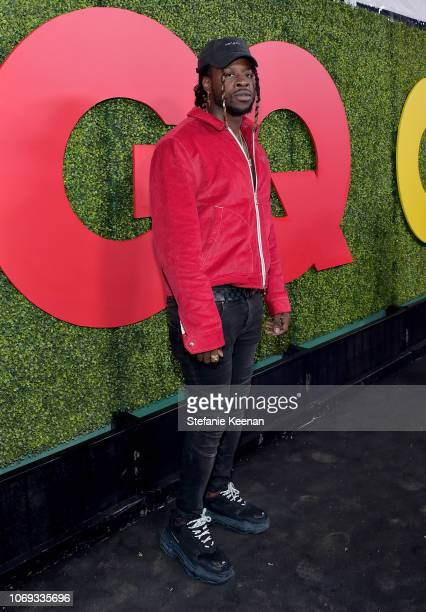 Jay Ajayi attends the 2018 GQ Men of the Year Party at a private residence on December 6 2018 in Beverly Hills California
