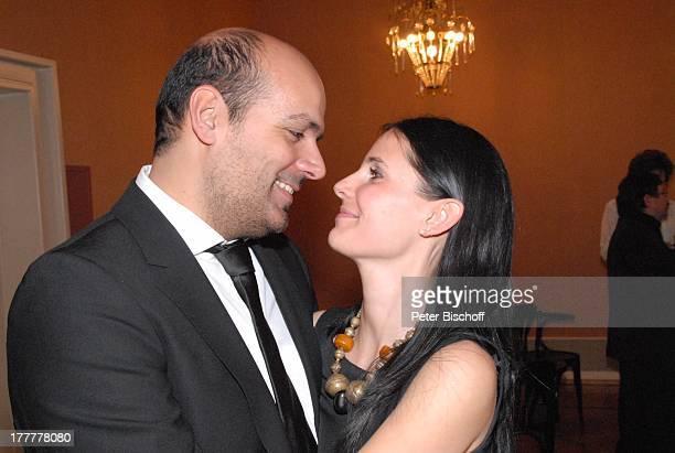 """Jay Alexander , Ehefrau Vanessa, †berraschungs-Geburtstags-Party zum 70. Geburtstag von T o n y M a r s h a l l, """"Kurhaus Baden-Baden"""",..."""