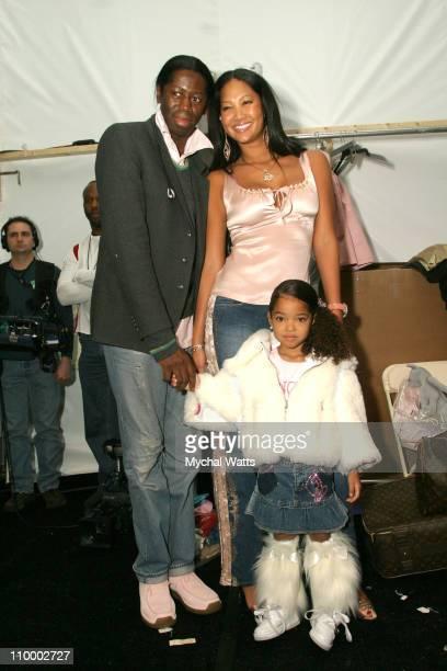 Jay Alexander Kimora Lee Simmons and Ming Lee Simmons