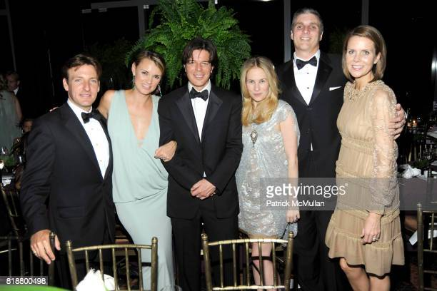 Jay Aston Allison Aston Colin McCabe Rebekah McCabe Scott Bennett and Suzy Biszantz attend NEW YORKERS FOR CHILDREN Spring Dinner Dance Presented by...