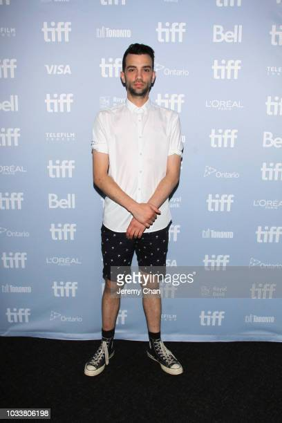 Jay Baruchel attends the 'How To Train Your Dragon The Hidden World' A BehindTheScenes Look during 2018 Toronto International Film Festival at TIFF...