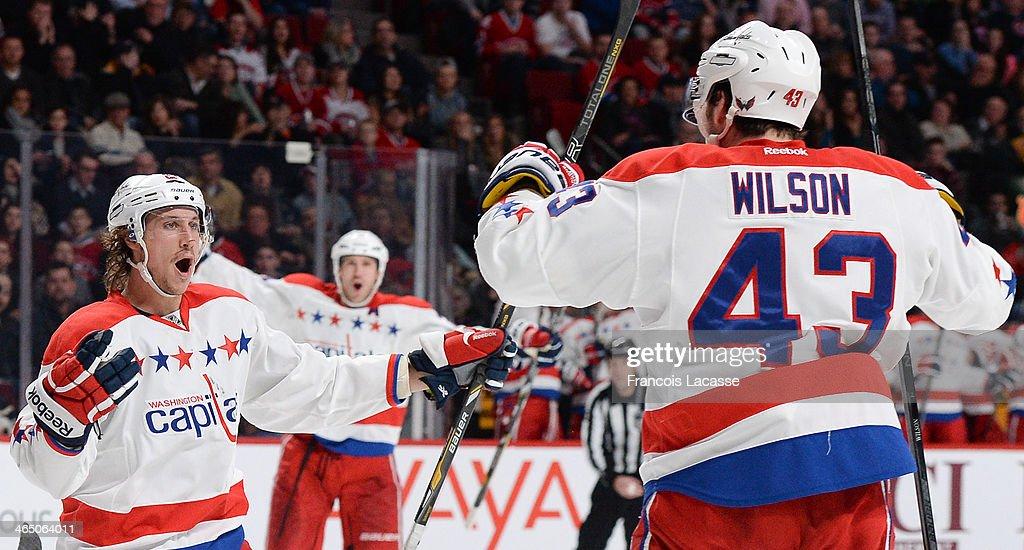 Washington Capitals v Montreal Canadiens