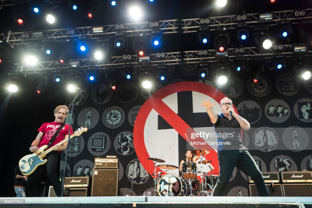Bad Religion Performs in Concert in Stockholm : News Photo