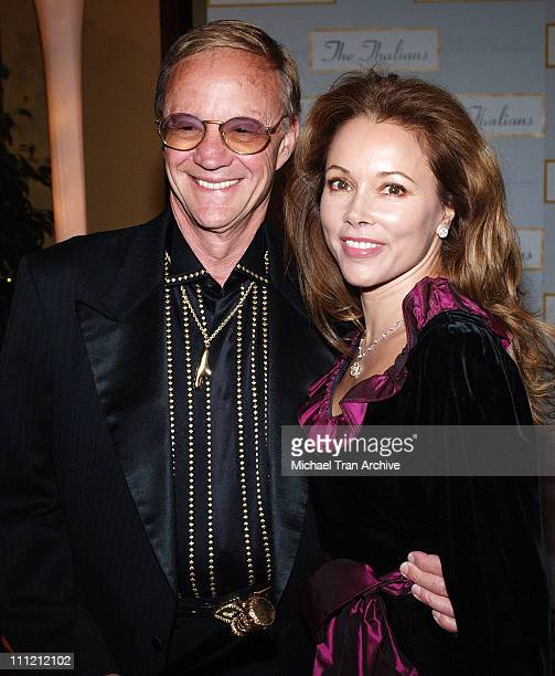 Jay Bernstein and Lisa Marie during The Thalians 50th Anniversary Musical Extravaganza Gala Arrivals at Hyatt Regency Century City Plaza in Los...