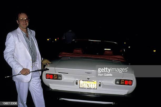 Jay Bernstein during Jay Bernstein Sighting at Spago's Restaurant June 22 1987 at Spago's Restaurant in Hollywood California United States