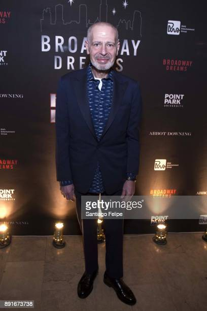 Jay Binder attends the 10th Annual Broadway Dreams Supper at The Plaza Hotel on December 12 2017 in New York City