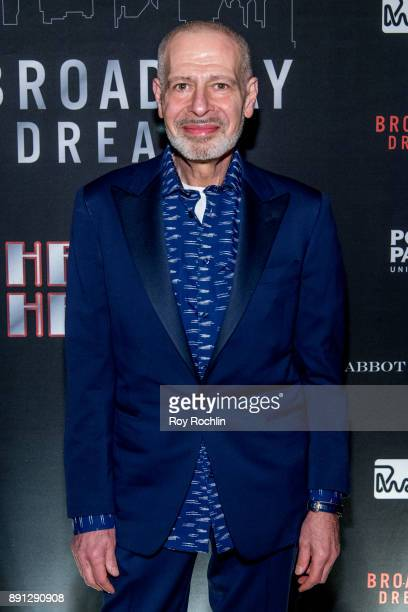 Jay Binder attends the10th Annual Broadway Dreams Supper at The Plaza Hotel on December 12 2017 in New York City