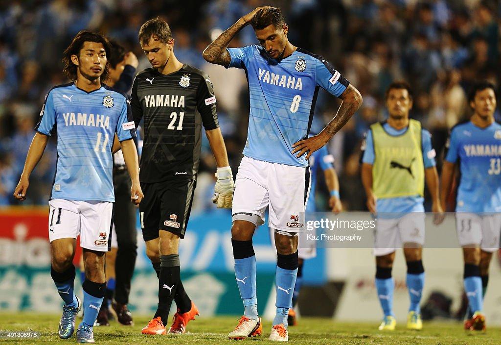 Jubilo Iwata v Omiya Ardija - J.League 2