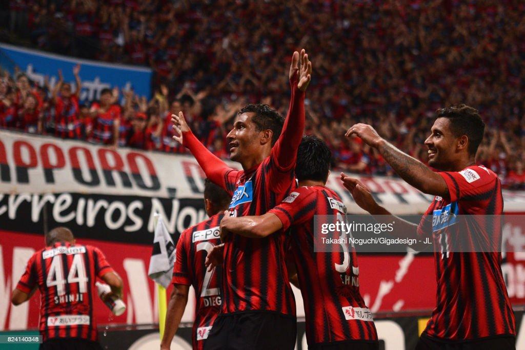Consadole Sapporo v Urawa Red Diamonds - J.League J1