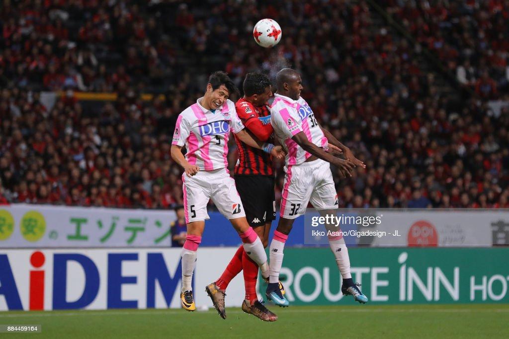 Consadole Sapporo v Sagan Tosu - J.League J1