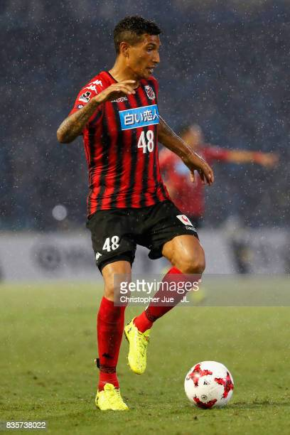 Jay Bothroyd of Consadole Sapporo during the JLeague J1 match between Kawasaki Frontale and Consadole Sapporo at Todoroki Stadium on August 19 2017...