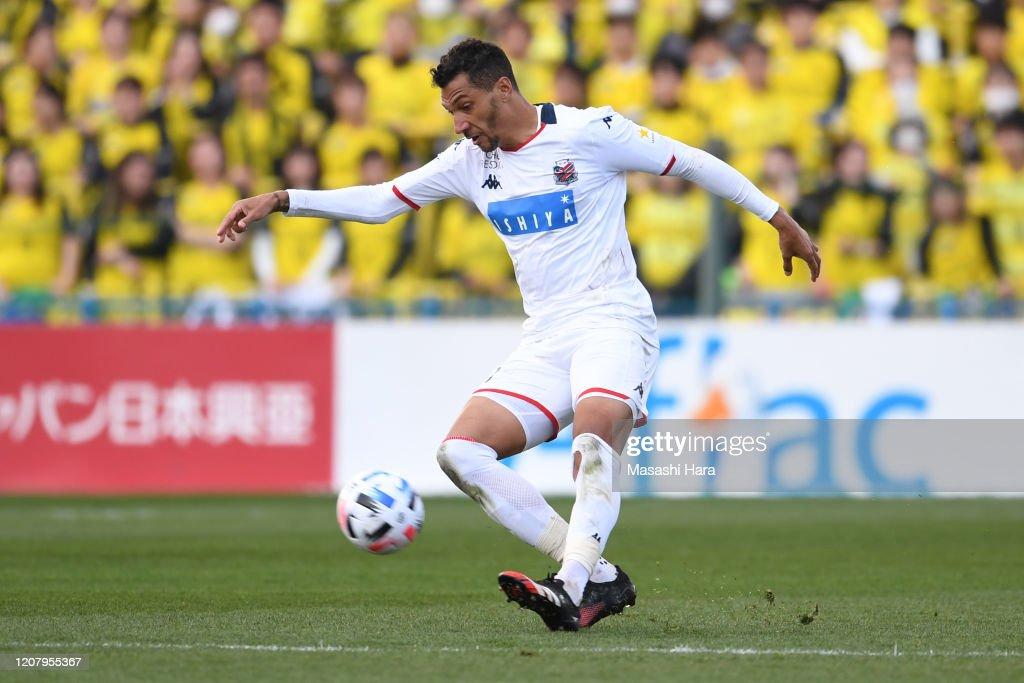 Kashiwa Reysol v Consadole Sapporo - J.League Meiji Yasuda J1 : News Photo