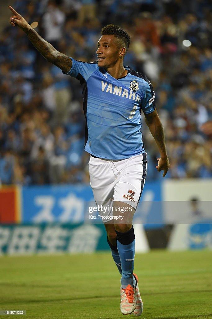 Jubilo Iwata v Tokushima Vortis - J. League 2