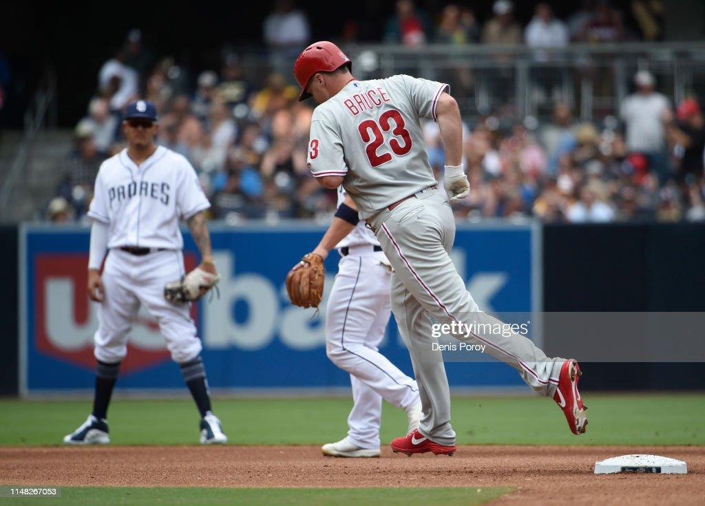 Philadelphia Phillies v San Diego Padres : News Photo