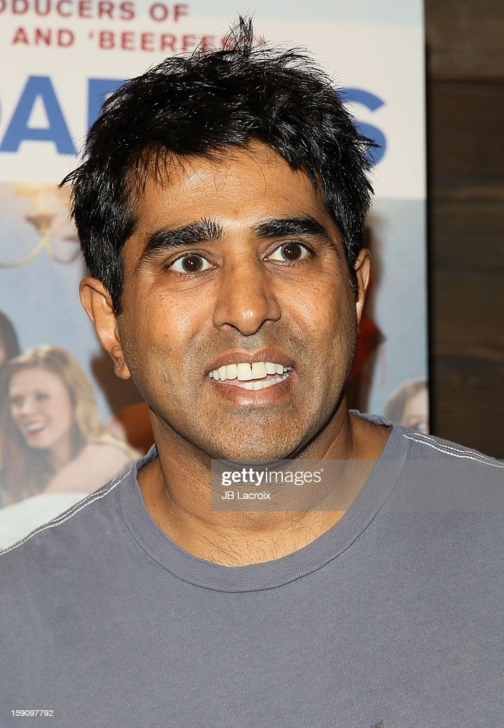 Jay Chandrasekhar attends the 'Freeloaders' Premiere held at Sundance Cinema on January 7, 2013 in Los Angeles, California.