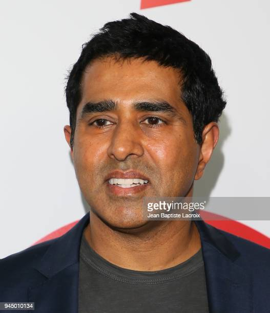 Jay Chandrasekhar attends the premiere of Fox Searchlight Pictures' 'Super Troopers 2' on April 11 2018 in Los Angeles California