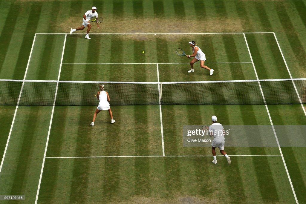 Day Ten: The Championships - Wimbledon 2018 : ニュース写真