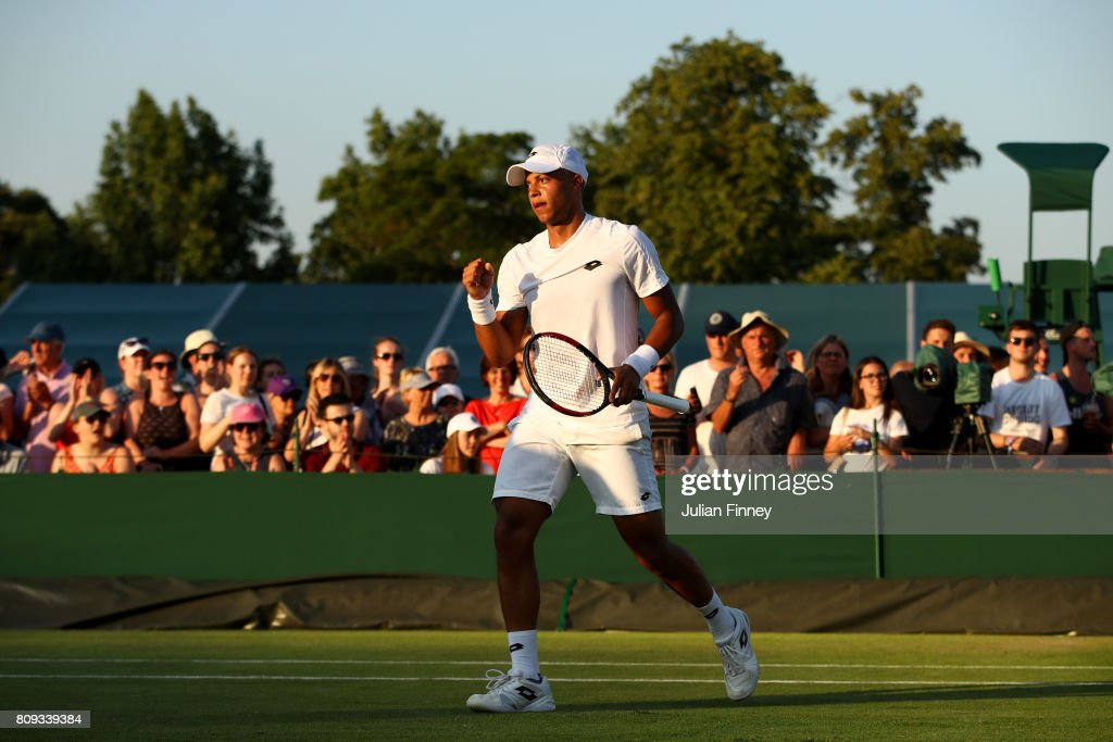 Day Three: The Championships - Wimbledon 2017 : News Photo