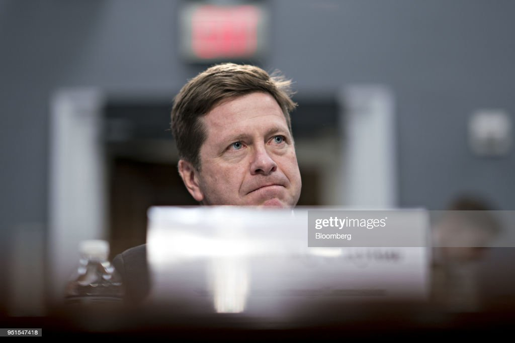 SEC Chairman Jay Clayton Testifies To The House Appropriations Subcommittee On FY'19 Budget