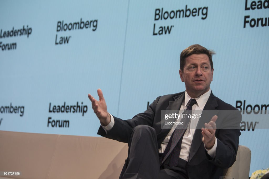 Deputy Attorney General Rod Rosenstein AND SEC Chairman Jay Clayton Speak At The Bloomberg Law Leadership Forum