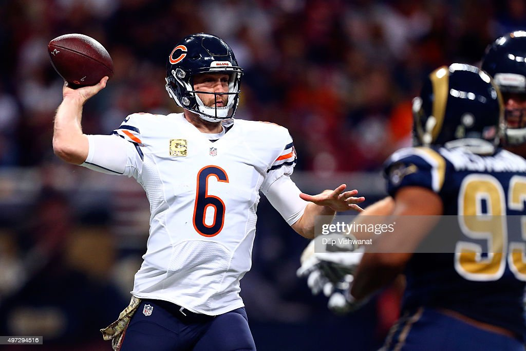 Chicago Bears v St Louis Rams : News Photo