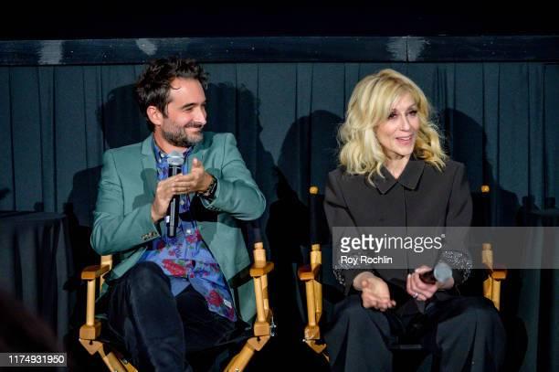 "Jay Duplass and Judith Light attends the ""Transparent"" screening at the 2019 Tribeca TV Festival at Regal Battery Park Cinemas on September 15, 2019..."