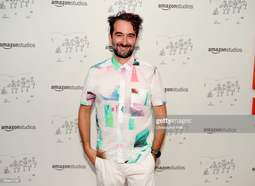 Jay Duplass attends Amazon Studios premiere of 'Don't Worry, He Wont Get Far On Foot' at ArcLight Hollywood on July 11, 2018 in Hollywood, California.