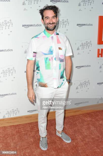 Jay Duplass attends Amazon Studios Premiere of 'Don't Worry He Wont Get Far On Foot' at ArcLight Hollywood on July 11 2018 in Hollywood California