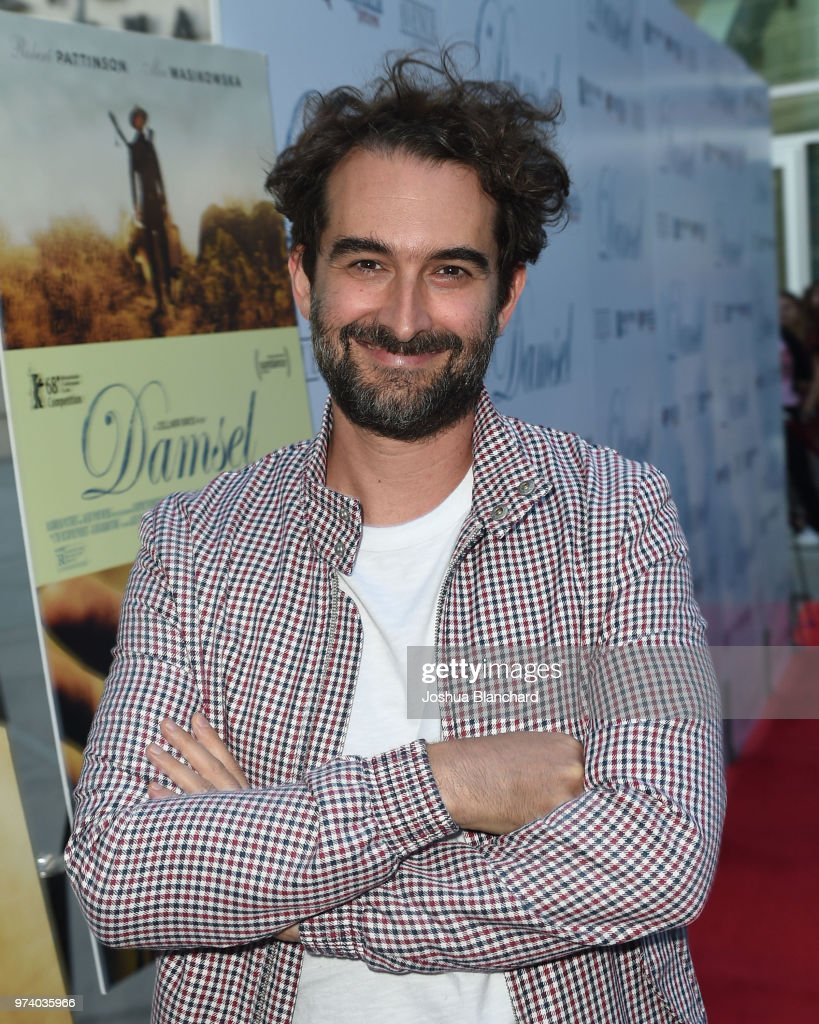 Jay Duplass attends Los Angeles Premiere of Magnolia's DAMSEL, sponsored by Casa Noble on June 13, 2018 in Los Angeles, California.