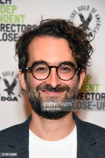Jay Duplass attends the Film Independent hosts Directors CloseUp Screening of 'Lady Bird' at Landmark Theatre on February 7 2018 in Los Angeles...