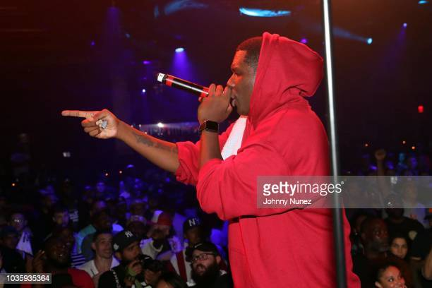 Jay Electronica performs at Sony Hall on September 18 2018 in New York City