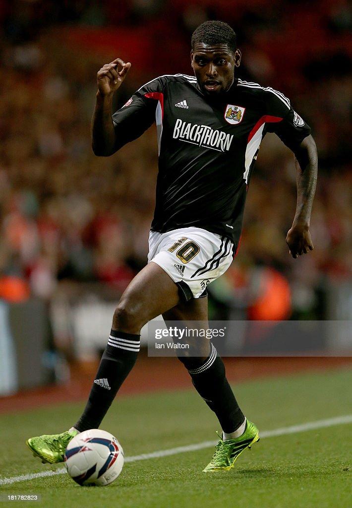 Southampton v Bristol City - Capital One Cup Third Round