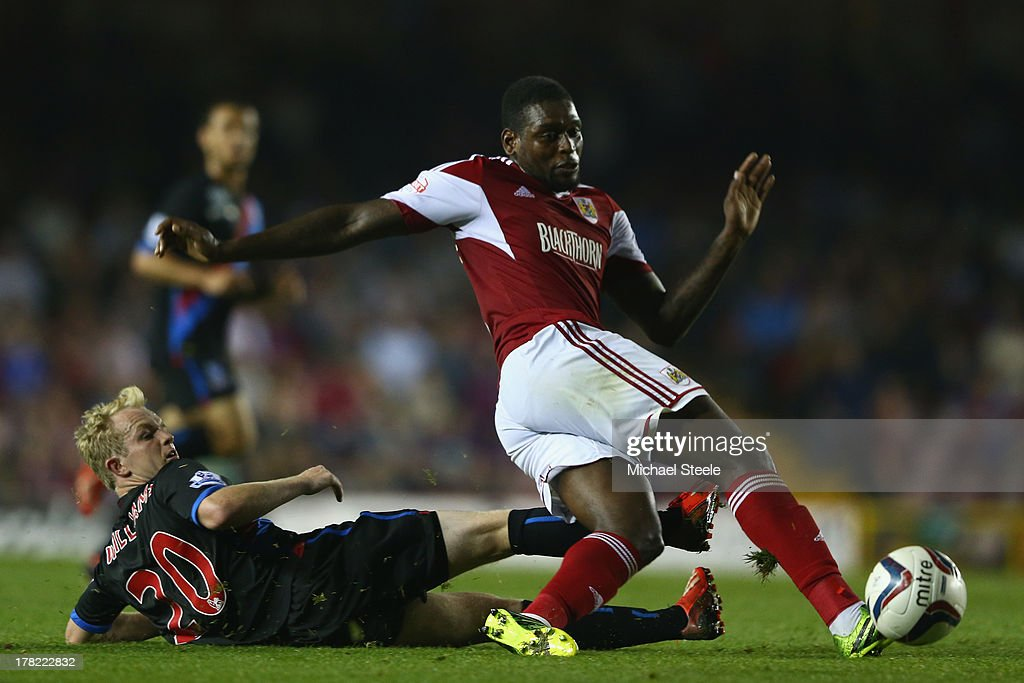 Bristol City v Crystal Palace - Capital One Cup Second Round