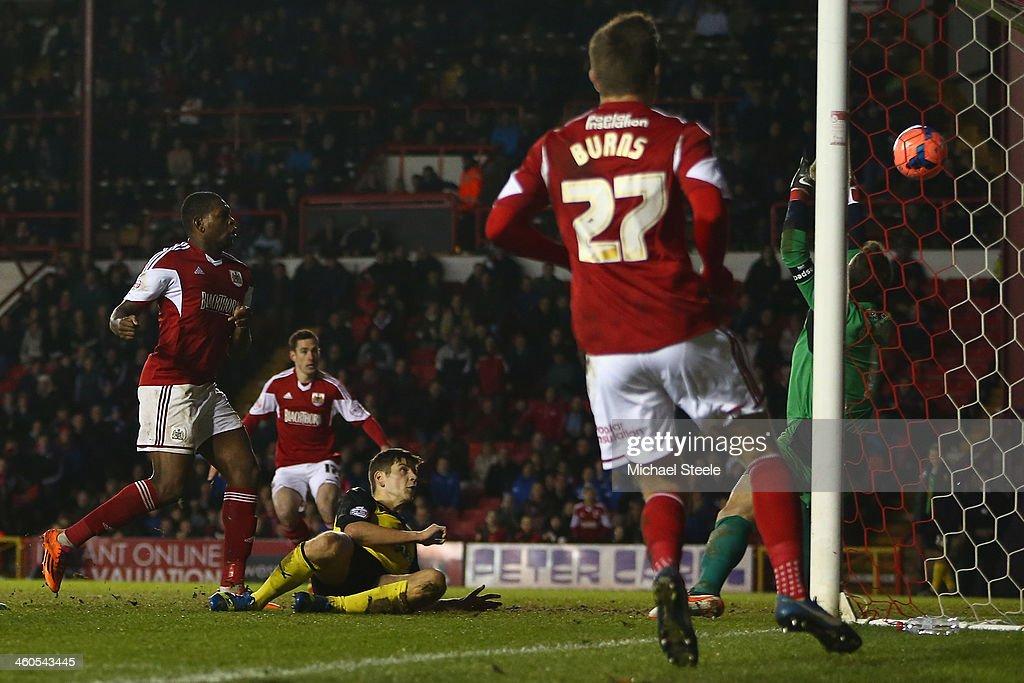Bristol City v Watford - FA Cup Third Round