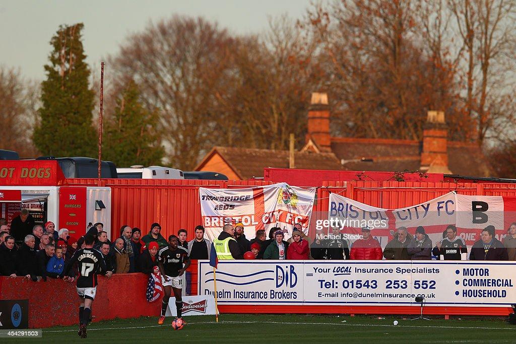 Tamworth v Bristol City - FA Cup Second Round : News Photo