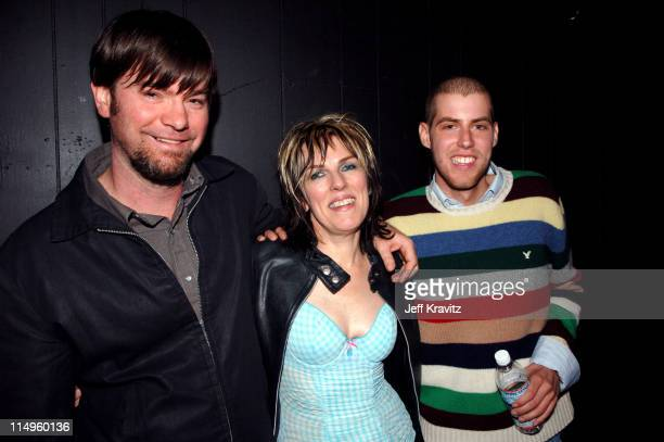 Jay Farrar of Son Volt Lucinda WIlliams and Andrew McMahon