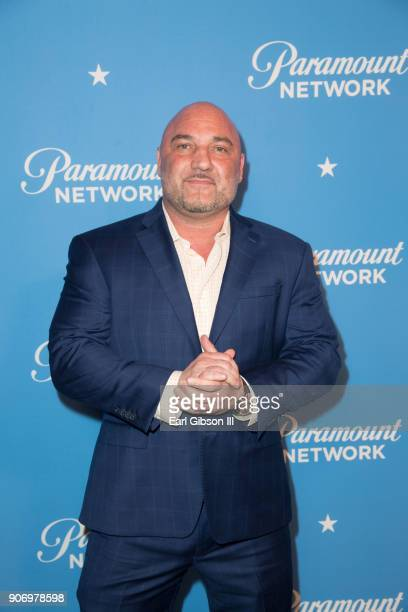 Jay Glazer attends Paramount Network Launch Party at Sunset Tower on January 18 2018 in Los Angeles California