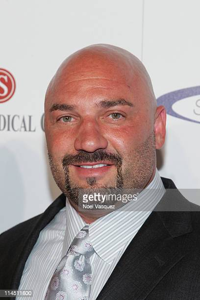 Jay Glazer attends the 26th Anniversary Sports Spectacular Benefiting CedarsSinai Medical Center at Hyatt Regency Century Plaza on May 22 2011 in Los...