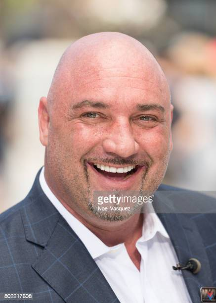 Jay Glazer visits Extra at Universal Studios Hollywood on June 27 2017 in Universal City California