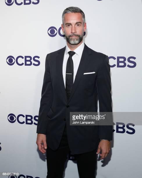 Jay Harrington attends 2017 CBS Upfron at The Plaza Hotel on May 17 2017 in New York City